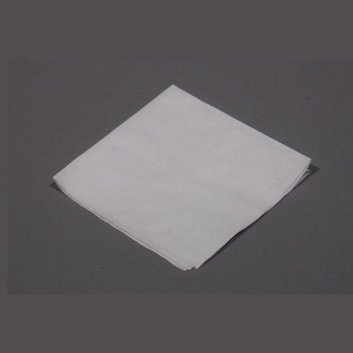 Wipe especial, TNT, blanco 12″X13″, paquete con 50 pzas