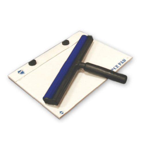 Pad adhesivo para limpieza, 9.5″ X 13″, con 50 hojas