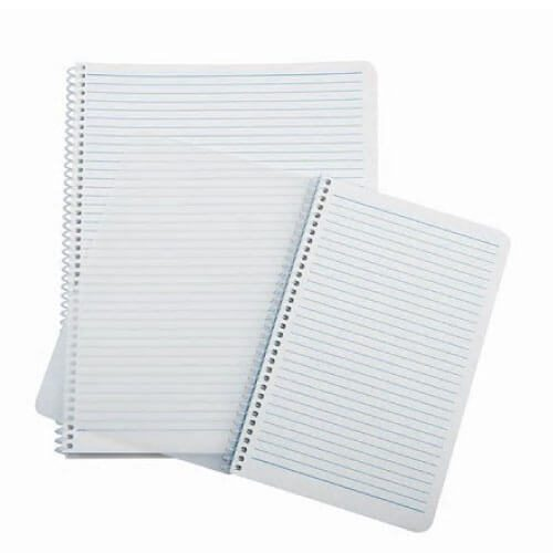 Cuaderno para Cuarto Limpio, 5.5″X8.5″, pieza 50 hojas