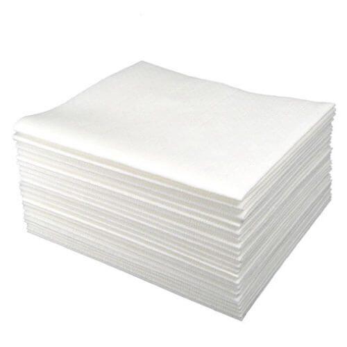 """Wipe especial, Infinity TNT, blanco 12″""""X13″"""", caja con 18 paquetes de 50 pzas c/u"""