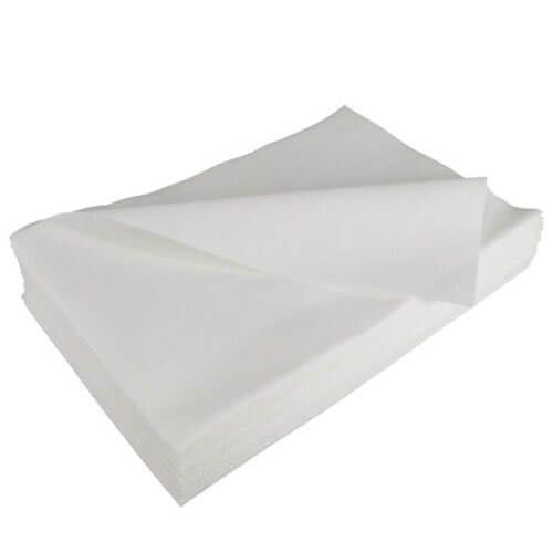 """Wipe Infinity, Aeroespacial, 100% rayon, 15""""X18"""", Blanco, caja con 18 paquetes de 50 piezas"""